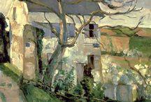 Post-Impresionismo Cezanne