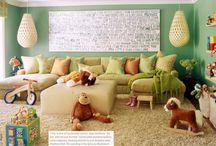 {Home} Playroom Ideas