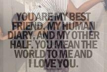 Til min besteven J.C.H❤