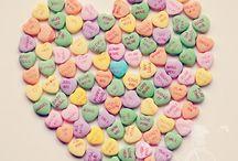 valentine candies / by Sydney Traylor