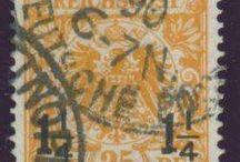Stamps, Germany, German Colonies