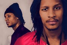 Les Twins / Famous and lovely dancers ❤