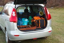 Car camping and prep.