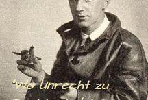 Bertolt Brecht / Zitate