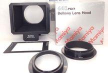 Mamiya 645 Pro Bellows Lens Hood for TL AF AFD II DF
