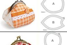 frame handbag and purse patterns