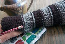 crochet armwarmers wrist free pattern