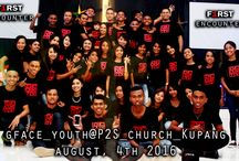 GFACE YOUTH KUPANG / YOUTH MINISTRY FOR JESUS