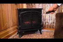 Electric Fireplace Videos / Some videos which highlight how to install and buy electric fireplaces.