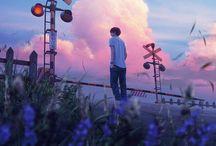 【Шıешѕ】 / ❝Beautiful wiews and drawed skies...❞
