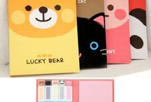 Notebook Covers cartoon design