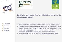 Envoi2colis.com, soucieux de la planète