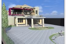 My Work / I'm Architect and Civil Engineer. My major work is Design and Built Houses. I live in Jakarta, Indonesia . In different country we use different building material, maybe I can get your opinion or you can get some inspiration from my work.