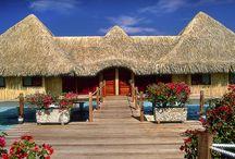 Bora Bora, French Polynesia / by Inspirato with American Express