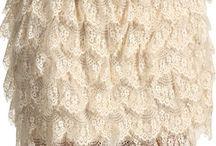 lace / by Katherine Huertas