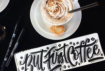 Captivating Coffee Recipes / Charming caffeine