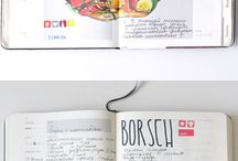 recipe books