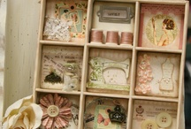 Crafty Things - shadow boxes  / by Erin Remple