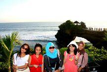 Holiday - Beach / Happy Holiday at Bali, Indonesia. 2013