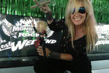 Metal Marionettes by Darrionettes / Metal bands we've made puppets for \m/
