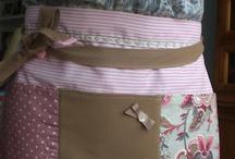 mandil costura