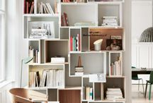 Interior design / minimalism & scandinavian style