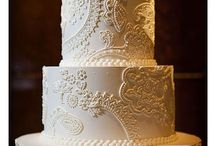 Wedding cakes / by monica MANZANO