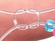Jewelry - Stretch Cord / Collection of ideas using stretch cord in jewelry making