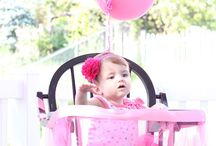 Savannah's First Birthday
