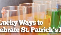 St. Patty's Day Discovery Style