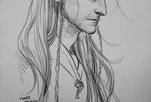 Auld Edwyn --- Skyrim OC