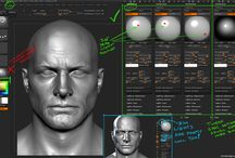 Zbrush Tutorial & Resources