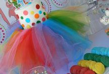 Party Ideas - For Girls / by Traci Palmieri