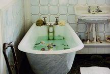 {bathroom} / by Katie Rios