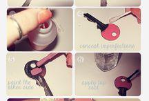 DIY things..