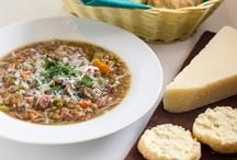 Soup, Stew, Chili