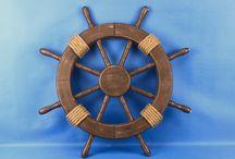 Boat wheel diy