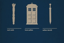 My major obsession Doctor Who.