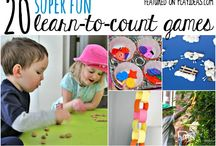Games - Counting & Math