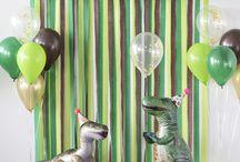 Dinosaurio bday