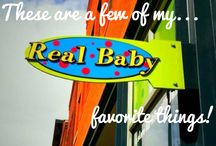 My Real Baby Faves... / If you'd like to pin on this board, please send me an email and I'll invite you to join. info@realbabyinc.com Pin at least 5 of your favorite items from realbabyinc.com! We'll pick one Pinner to win one of her favorite things!  / by Real Baby