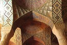 islamic arch.