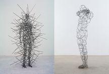 art / sculptures