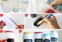 DIY Jars