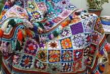Granny Rugs and Blankets