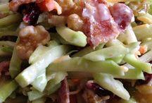 Salads / by Heather Schwall