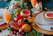 Holiday Entertaining / Meal planning, decor and fun