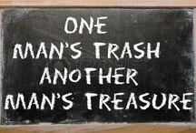 One Man's Trash.....