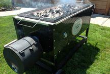 La Caja China / The magic roasting box!
