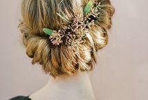 rustic hairstyle